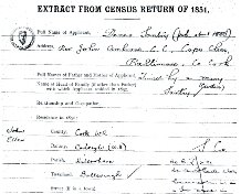 Census search form/Irish pension application/DenisSantry