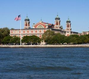 Ellis Island, New York.