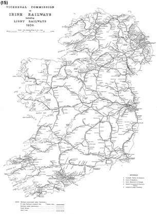At its peak in 1920, the railways covered some 5,600km (3500 miles).