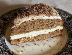 Delicious Baileys cake