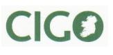 CIGO logo