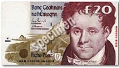 £20 note, O'Connell