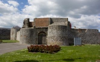 Dungarvan Castle, Waterford. Subject to copyright.