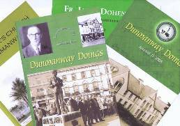 Dunmanway Historical Society's books.