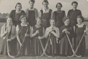 Bagenealstown hockey team late-1920s