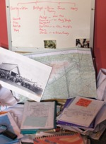 A messy pile of genealogy data