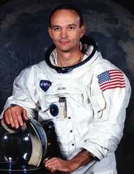 Michael Collins, Astronaut