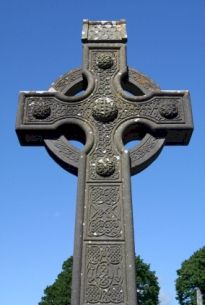 The Celtic High Cross of Monasterboice.