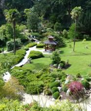 Japanese Gardens, Powerscourt, co Wicklow.