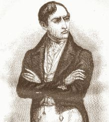 Robert Emmet, Irish Rebel Leader.