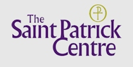 Logo of St Patrick Centre, Downpatrick.