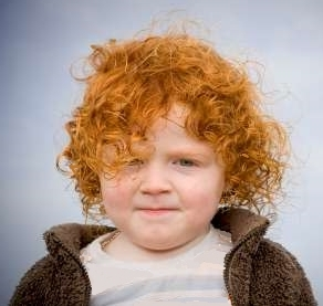 Young Irish lad called Sean.