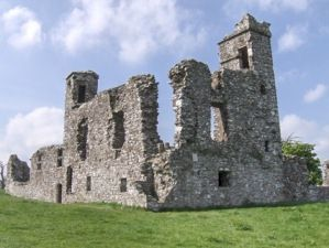 Slane Abbey, co Meath.