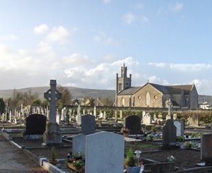 St Mary's Church, Cahir, county Tipperary, Ireland