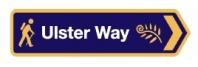 Ulster Way road sign