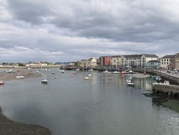 Dungarvan Harbour, Co Waterford.