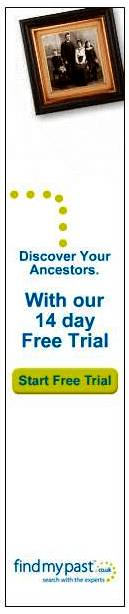 FindMyPast ad