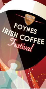 Poster Logo for Foynes Festival 2013