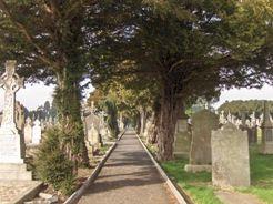Glasnevin Cemetery, Dublin.