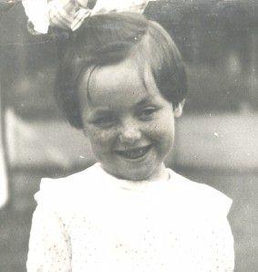 Hester, aged 6.