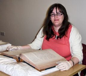 Joanne Rothwell, Archivist, Waterford County Archives.