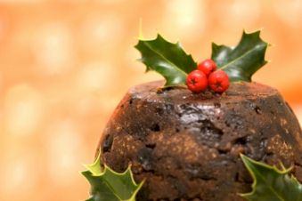 Irish Plum pudding
