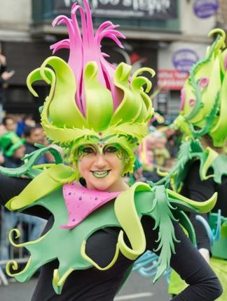 St Patrick's Day Festival 2014, Dublin