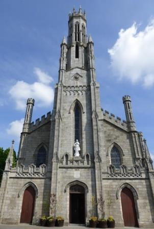 Carlow Cathedral of the Assumption.