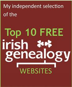 Free Irish family history websites