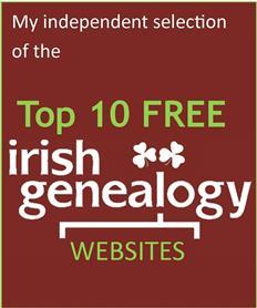 Free Irish family history websites