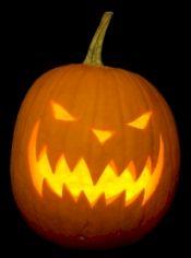 A Pumpkin Jack O Lantern