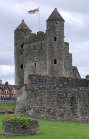 Enniskillen Castle, Fermanagh, Northern Ireland