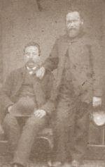George and John Nichols