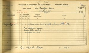 1939 National Register of Northern Ireland